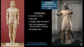 AP Art History Unit 5 - Etruscan Art