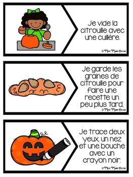 Lecture - Casse-têtes automne Halloween