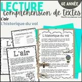 Lecture - Compréhension de textes #1