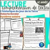 Lecture - Compréhension de textes #3