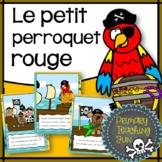 French Guided Reading and worksheets, Level 6/7: Le petit perroquet rouge