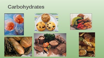 Lecture Slides 1.4 an d 1.5 Carbohydrates