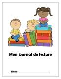 Lecture à la maison - Home Reading Activity Sheets (*FRENCH*)
