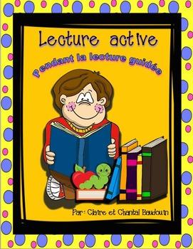 Lecture active pendant la lecture guidée