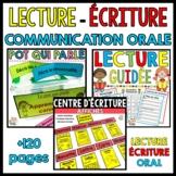 Lecture Écriture et Communication orale (ensemble complet) - bundle