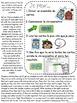 Lecture de vitesse - la ferme (FRENCH Fluency Practice - Farm) - EDITABLE