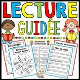 Lecture guidée en français    -  French Guided Reading