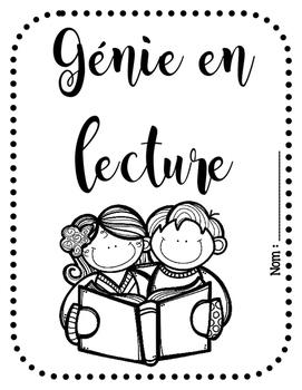 Lecture livre - Génie en lecture
