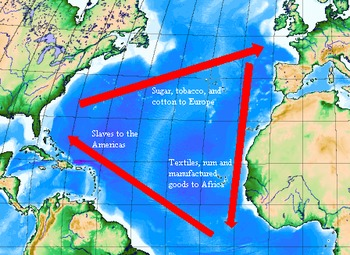 Lecture on the European expansion (Age of Exploration) and Triangular Trade