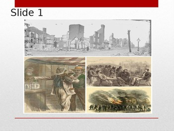Lecture power point-ch.15-US Hist to 1877-Reconstruction Era
