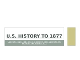 Lecture power point-ch.3-US Hist to 1877-colonial society