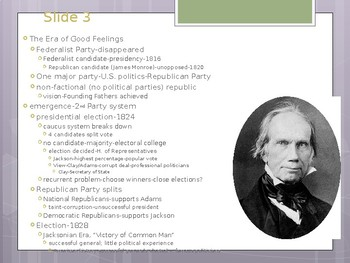 Lecture power point-ch.8-US Hist to 1877-War of 1812 post-war era