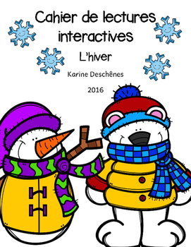Lectures interactives-L'hiver