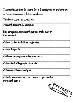 Lectures interactives - Les consignes