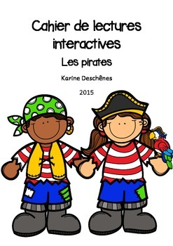 Lectures interactives-Les pirates