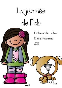 Lectures interactives - la journée de Fido