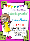 Lecturitas-SPANISH Biography of Clara Barton-NO PREP