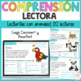 Comprensión lectora / Lecturitas de comprensión