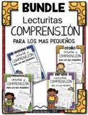 Lecturitas de comprensión para principiantes - BUNDLE