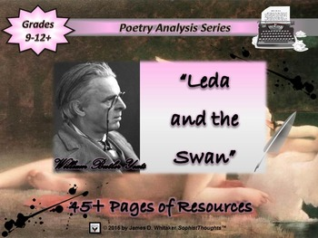 Leda and the Swan by William Butler Yeats Poem Analysis
