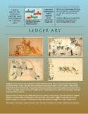 Ledger Art: Pictographic History of the Plains Tribes