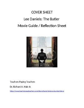 Lee Daniels: The Butler Movie Guide