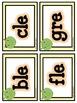 ¡Lee, Escucha y Lotería! Doble Consonante/ Sílabas trabadas