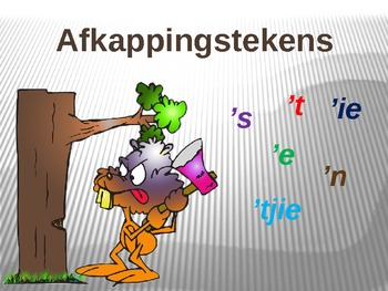 Leer my van afkappingstekens