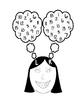 Left Brain or Right Brain?  Fun reading activity in Spanish