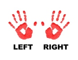 Left Hand, Right Hand Poster