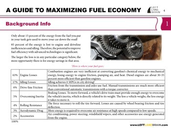 Left Lane Brain Series – A Guide To Maximizing Fuel Economy