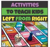 Left Right Activities