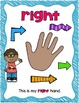 Left & Right - Anchor Charts {Freebie}