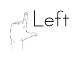 Left/Right Differentiation