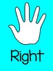 Left / Right Hand Posters
