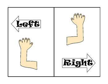 Left & Right Poster
