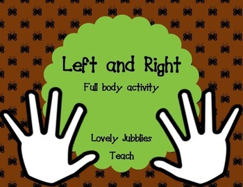 Left and Right Full Body Activity