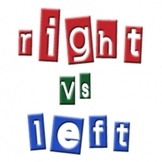 Left and Right- Halloween Activity