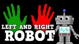 Left and Right Robot (video)