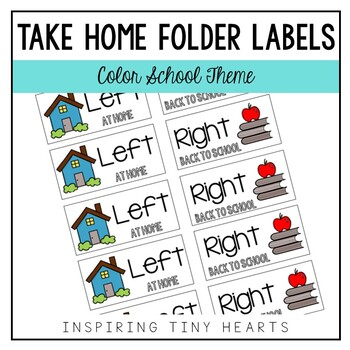 Prime Left At Home Right Back To School Take Home Folder Labels School Color Home Interior And Landscaping Ymoonbapapsignezvosmurscom