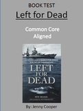 Left for Dead BOOK TEST