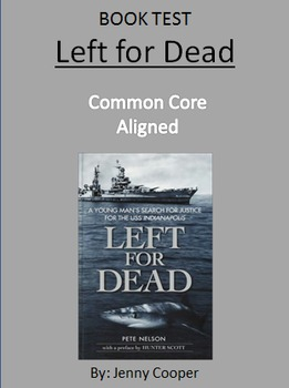 Left for Dead BOOK TEST