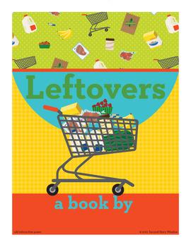 Leftovers  -old Word Family Poem of the Week - Long O Fluency Poem