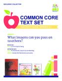 Legacy Common Core Text Set