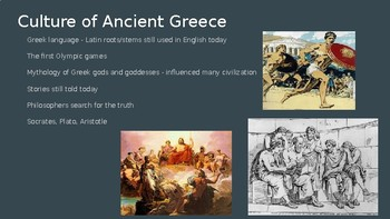 Legacy of Ancient Greece
