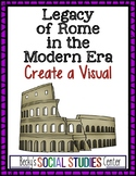 Legacy of Rome: Create a Visual - Group Project