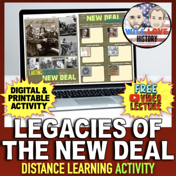 Legacies of the New Deal Activity