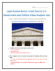Legal System Basics: Crash Course U.S. Government and Poli
