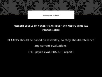 Legal Updates on Special Education and Behavior Law 2015-2016 PowerPoint