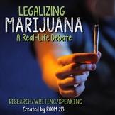 Legalizing Marijuana - A Real-Life Debate